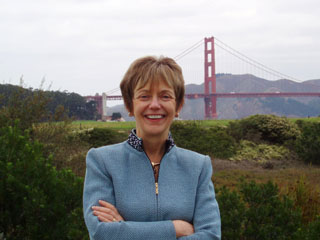 Rebecca Chopp in San Francisco